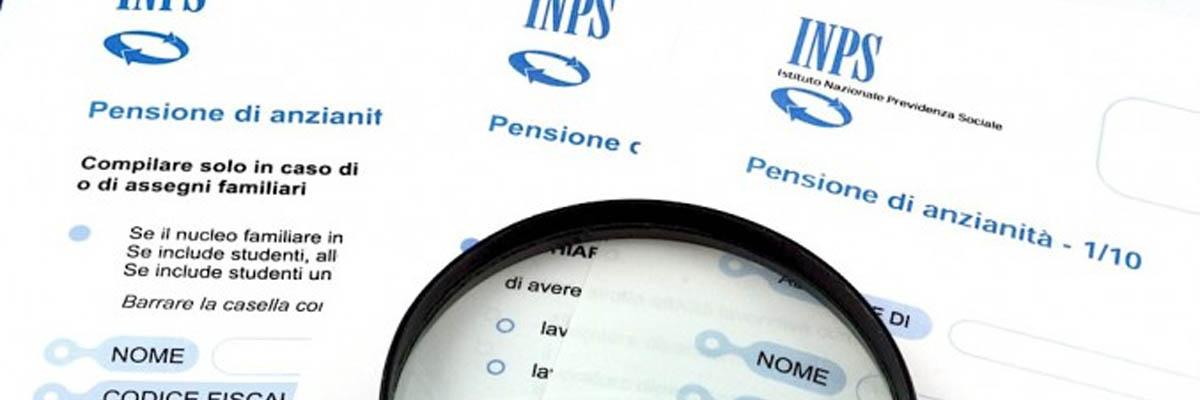 Consulenza pensioni INPS